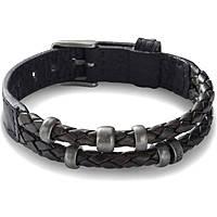 bracciale uomo gioielli Fossil JF85460040