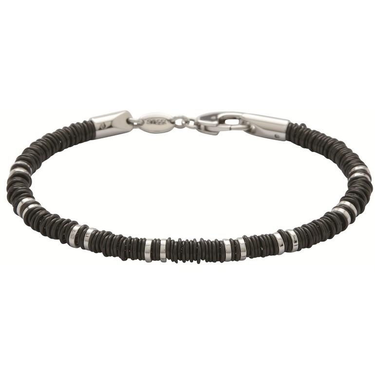 bracciale uomo gioielli Fossil JF86940040