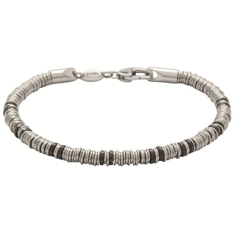 bracciale uomo gioielli Fossil JF87052040