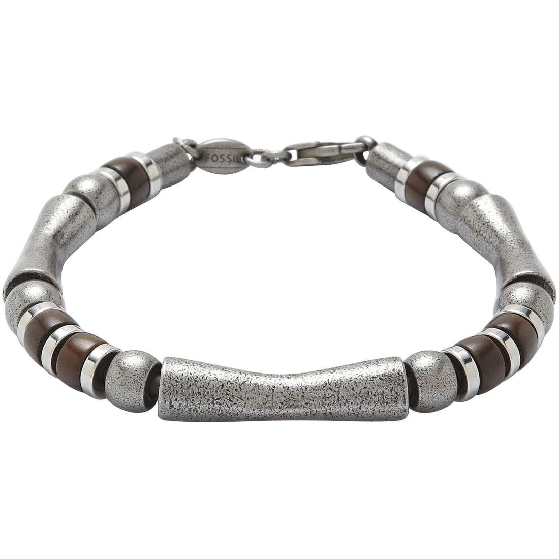 bracciale uomo gioielli Fossil JF87221040