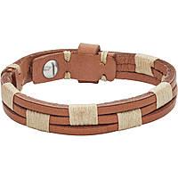 bracciale uomo gioielli Fossil Vintage Casual JA6881040