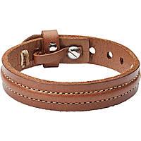 bracciale uomo gioielli Fossil Vintage Casual JA6882040