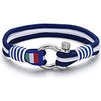 bracciale uomo gioielli Luca Barra Sailor LBBA883