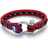 bracciale uomo gioielli Luca Barra Sailor LBBA884