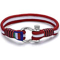 bracciale uomo gioielli Luca Barra Sailor LBBA892