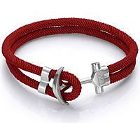 bracciale uomo gioielli Luca Barra Sailor LBBA893