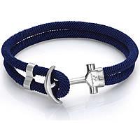 bracciale uomo gioielli Luca Barra Sailor LBBA894