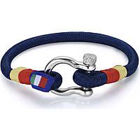 bracciale uomo gioielli Luca Barra Sailor LBBA895