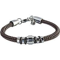 bracciale uomo gioielli Marlù Trendy 4BR1638M