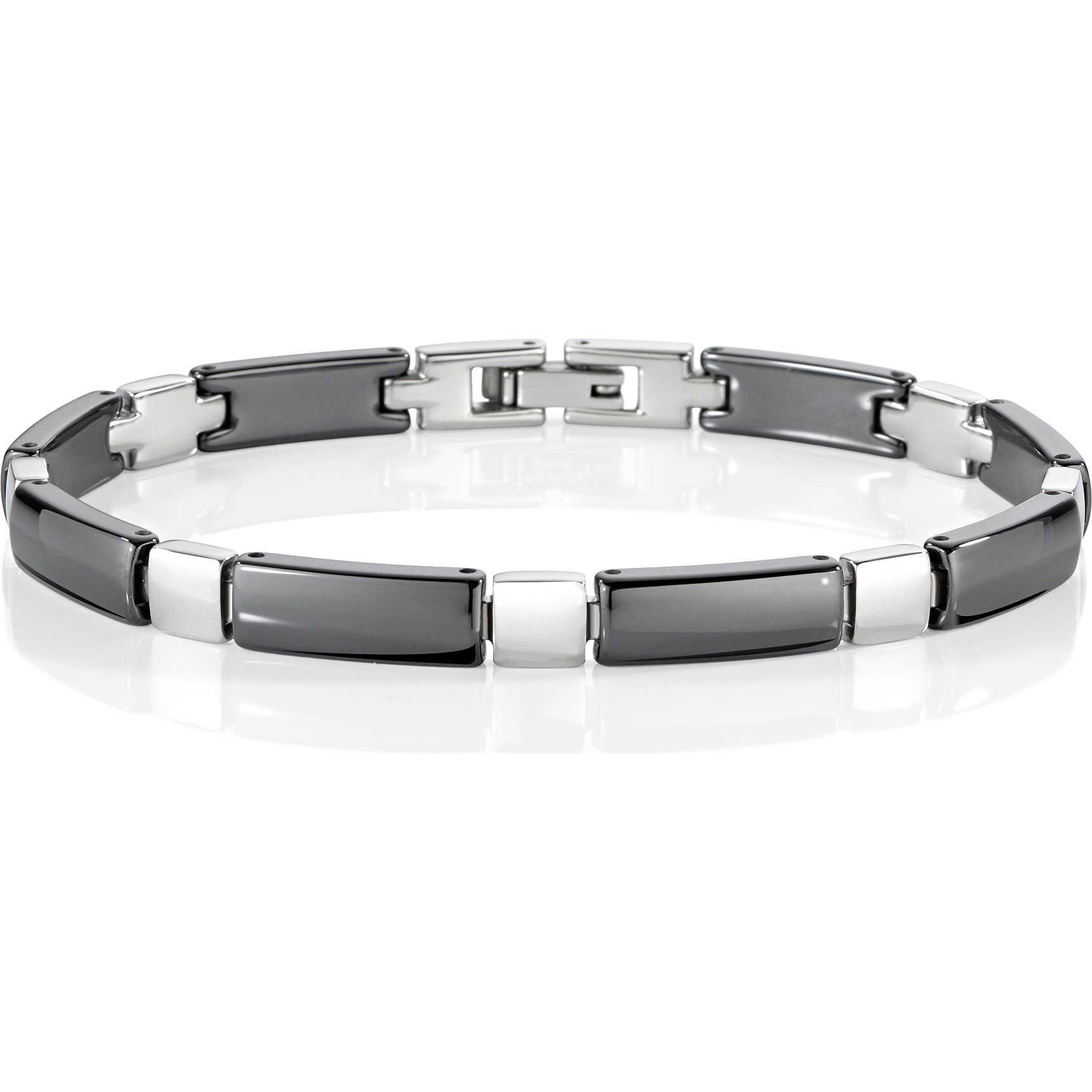 miglior grossista nuovo economico migliore selezione di bracciale uomo gioielli Morellato Ceramic SAEV05