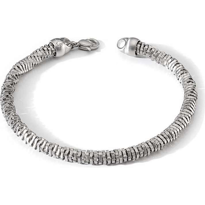 bracciale uomo gioielli Morellato SHB11