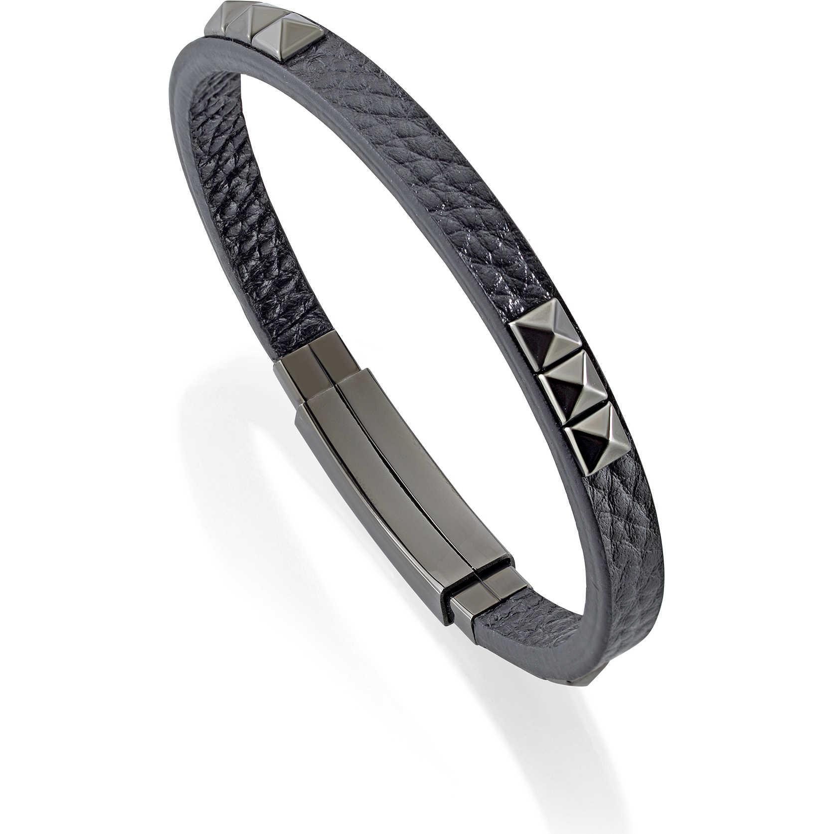 come scegliere scegli l'ultima nuovo stile e lusso bracciale uomo gioielli Morellato Studs SADT02