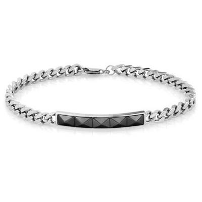 bracciale uomo gioielli Nomination Steelikons 026801/030