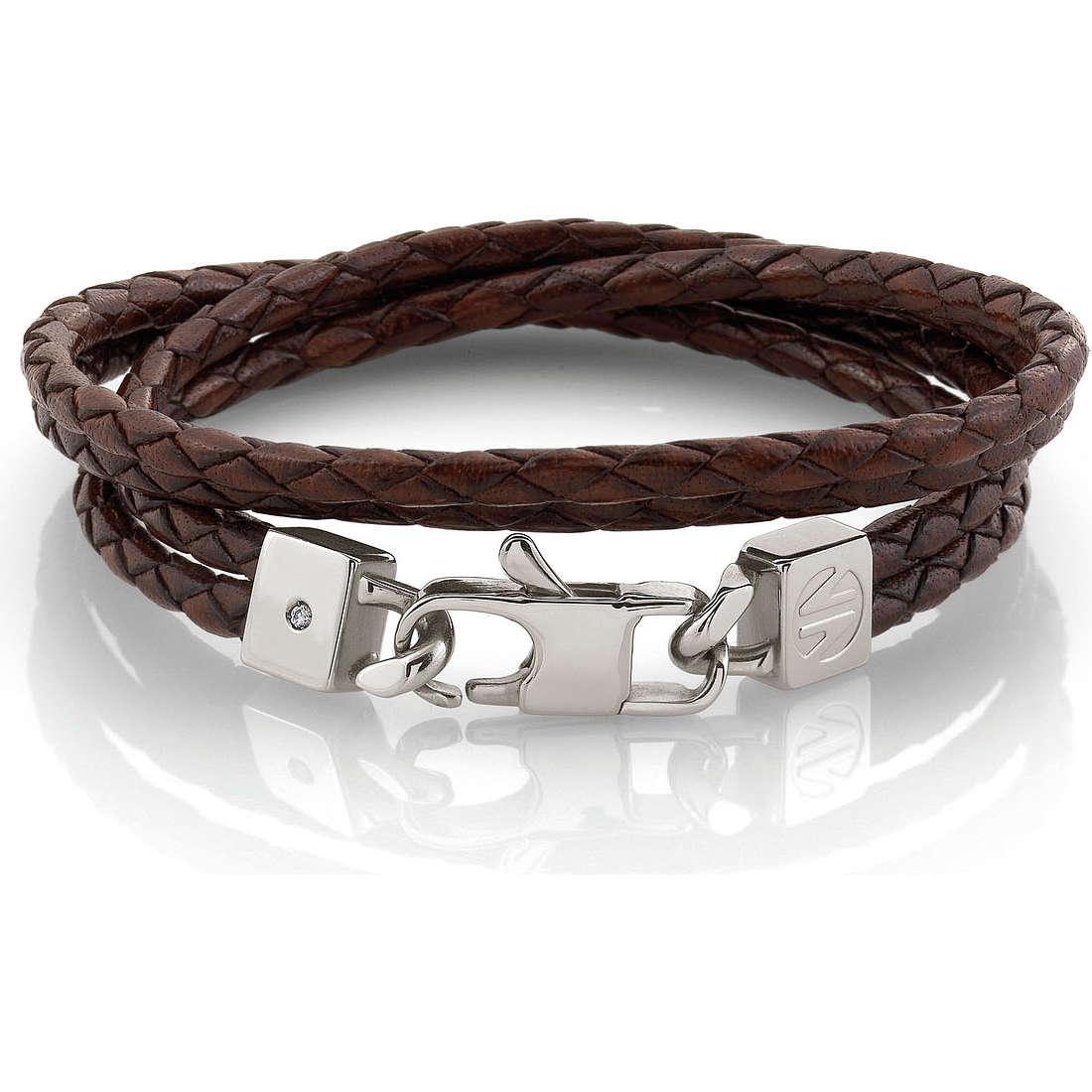 bracciale uomo gioielli Nomination Tribe 026422/003