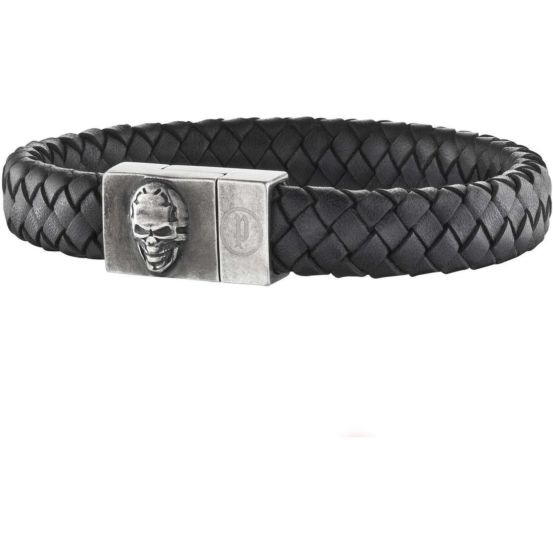 bracciale uomo gioielli Police Eternal S14AGQ02B