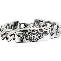bracciale uomo gioielli Police Freedom S14AIC08B