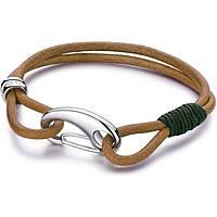 bracciale uomo gioielli Sagapò Hook SOK11A