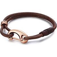 bracciale uomo gioielli Sagapò Hook SOK15B