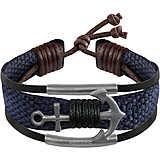 bracciale uomo gioielli Sector Rude SALV04