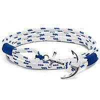bracciale uomo gioielli Tom Hope Royal Blue TM0160