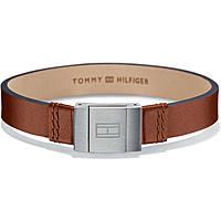 bracciale uomo gioielli Tommy Hilfiger Buckle THJ2700949
