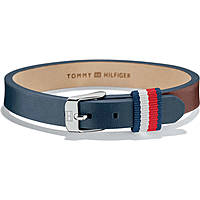 bracciale uomo gioielli Tommy Hilfiger Mini Belt THJ2700955