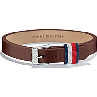 bracciale uomo gioielli Tommy Hilfiger Mini Belt THJ2700957