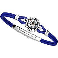 bracciale uomo gioielli Zancan Kompass EXB515-BL