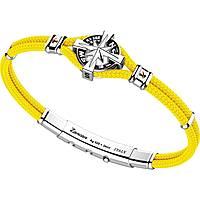bracciale uomo gioielli Zancan Kompass EXB862R-GI