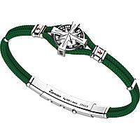 bracciale uomo gioielli Zancan Kompass EXB862R-VR