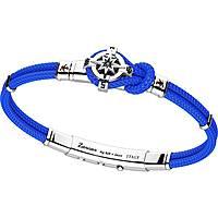 bracciale uomo gioielli Zancan Kompass EXB864R-AZ