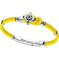 bracciale uomo gioielli Zancan Kompass EXB864R-GI