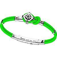 bracciale uomo gioielli Zancan Kompass EXB864R-VE