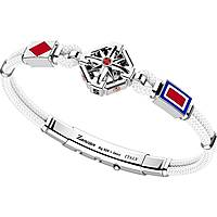 bracciale uomo gioielli Zancan Kompass EXB865R-BI