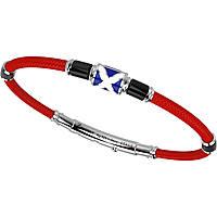 bracciale uomo gioielli Zancan Regata EXB516-RO