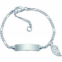 bracelet child jewellery Engelsrufer Herzengel HEB-ID-WING