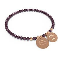 bracelet femme bijoux 10 Buoni Propositi Bon Bon B5110RO/BU