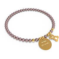 bracelet femme bijoux 10 Buoni Propositi Bon Bon B5111GO/CO