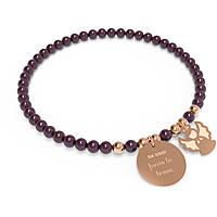 bracelet femme bijoux 10 Buoni Propositi Bon Bon B5112RO/BU