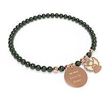 bracelet femme bijoux 10 Buoni Propositi Bon Bon B5112RO/DG