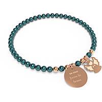 bracelet femme bijoux 10 Buoni Propositi Bon Bon B5112RO/PT
