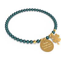 bracelet femme bijoux 10 Buoni Propositi Bon Bon B5113GO/PT