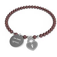 bracelet femme bijoux 10 Buoni Propositi Momenti Indimenticabili B5120/BR