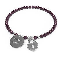 bracelet femme bijoux 10 Buoni Propositi Momenti Indimenticabili B5120/BU