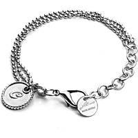 bracelet femme bijoux 4US Cesare Paciotti Initials 4UBR1847W