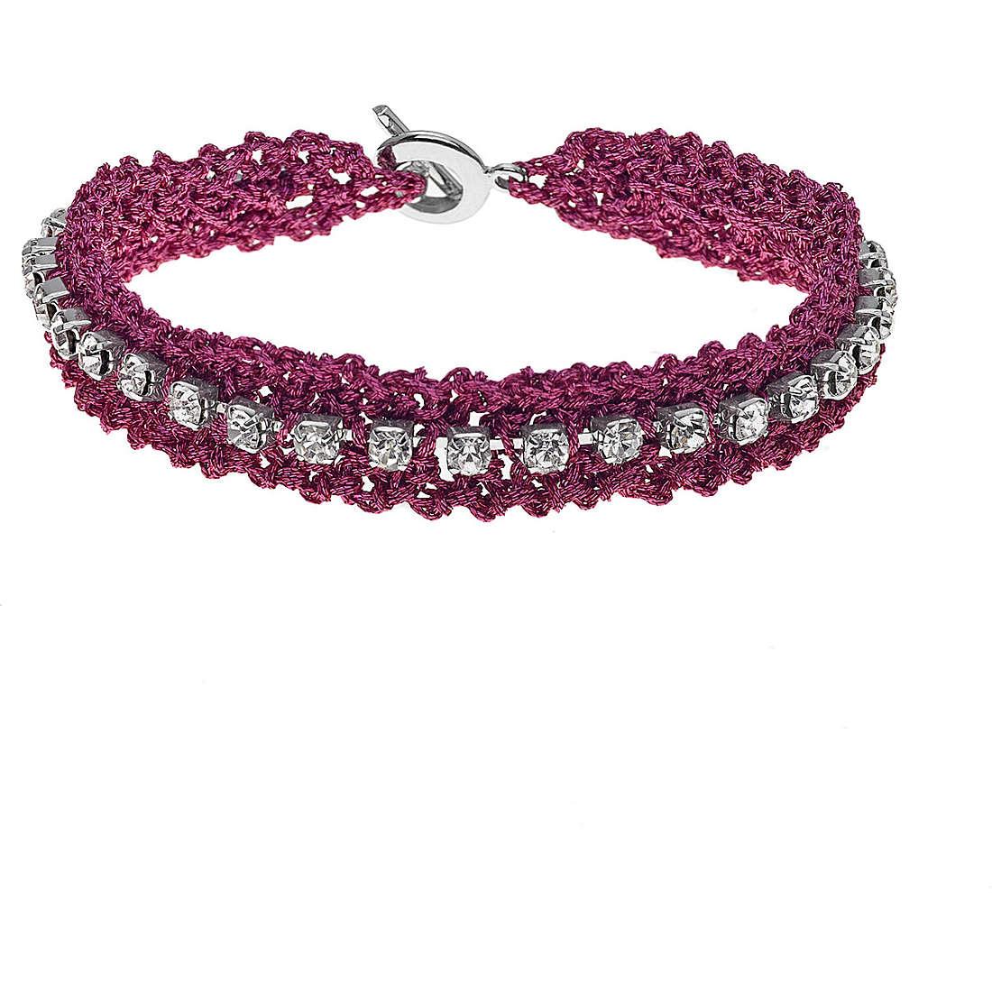 bracelet femme bijoux Ambrosia Uncinetto ABB 037