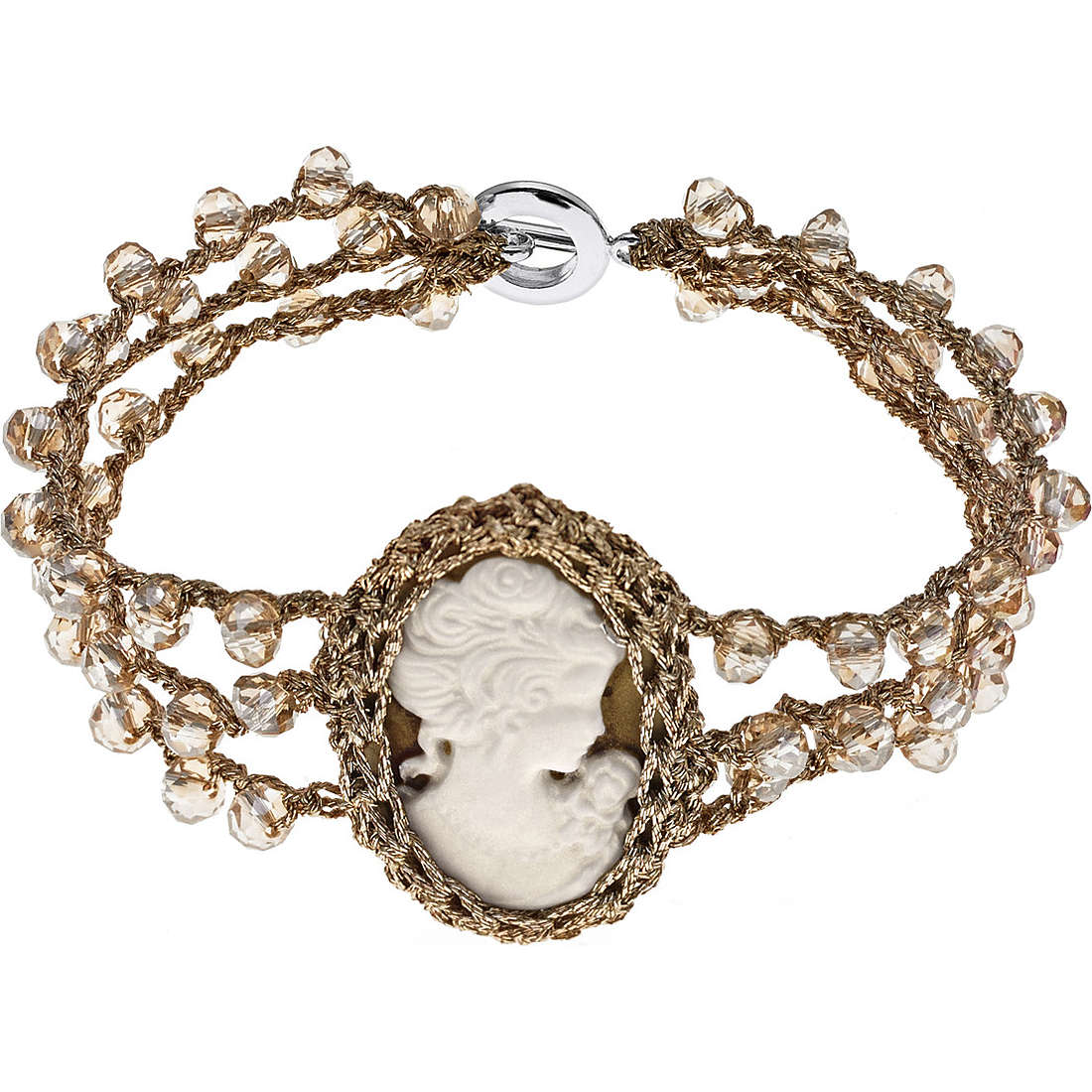 bracelet femme bijoux Ambrosia Uncinetto ABB 052