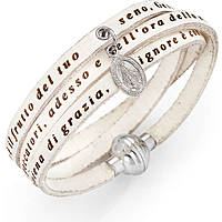 bracelet femme bijoux Amen Ave Maria Italiano AC-AMIT07-M-54