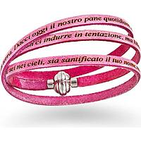 bracelet femme bijoux Amen Ave Maria Latino AM-AMLA04-57