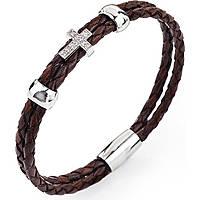 bracelet femme bijoux Amen Croce CR05B-18